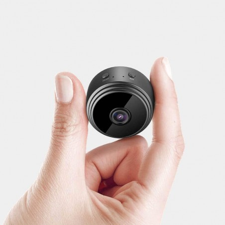 Full HD 1080P Wifi mini camera with night vision and motion detection