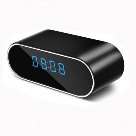 Horloge camera espion WIFI en Full HD