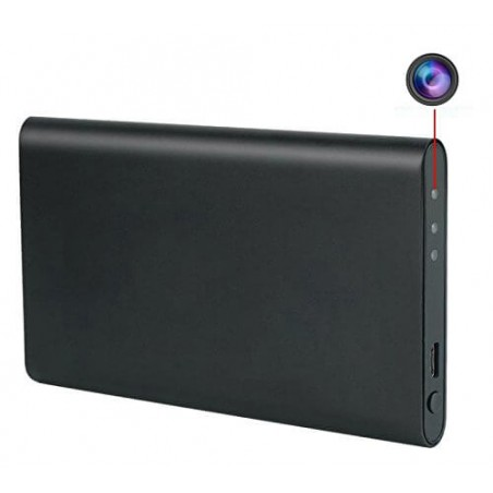 PowerBank camera up to 10 hours