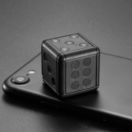 Camera cube Full HD with night vision