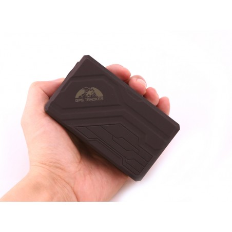 High autonomy GPS tracker up to 100 days