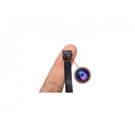 Caméra WIFI accessible à distance
