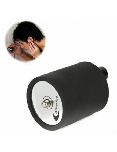Wall listening device