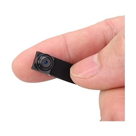 Caméra espion DIY Full HD détection de mouvement