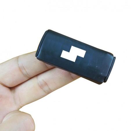 Mini spy GPS tracker with microphone remote listening 10 days
