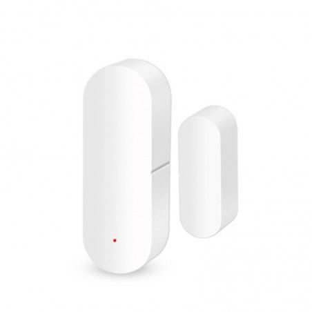 WIFI door opening detector Amazon Alexa et Google Assistance