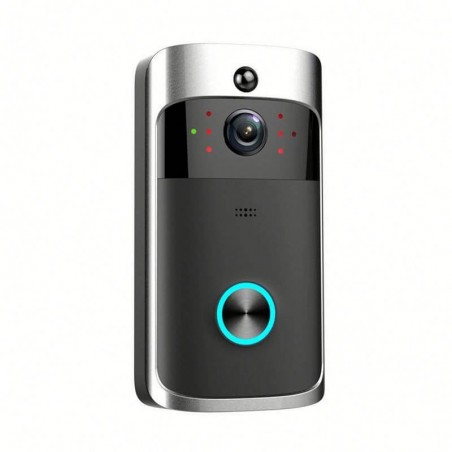 Connected Doorbell with WIFI and Motion Detection