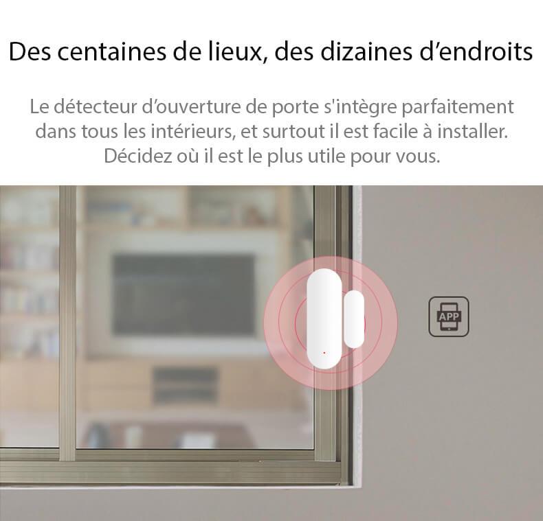 door opening sensor