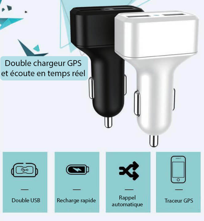 spy car charger