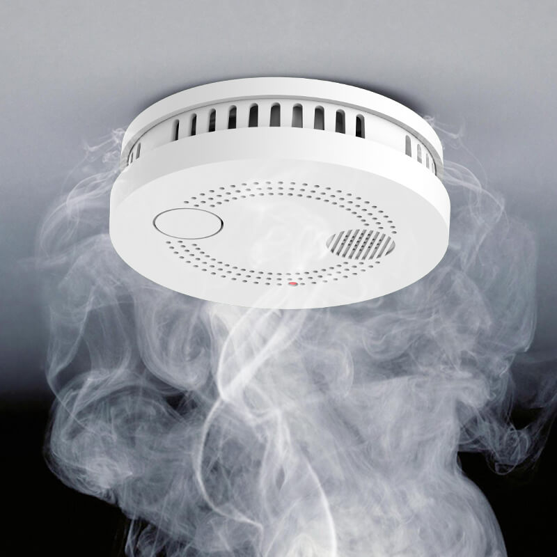 connected fire detector