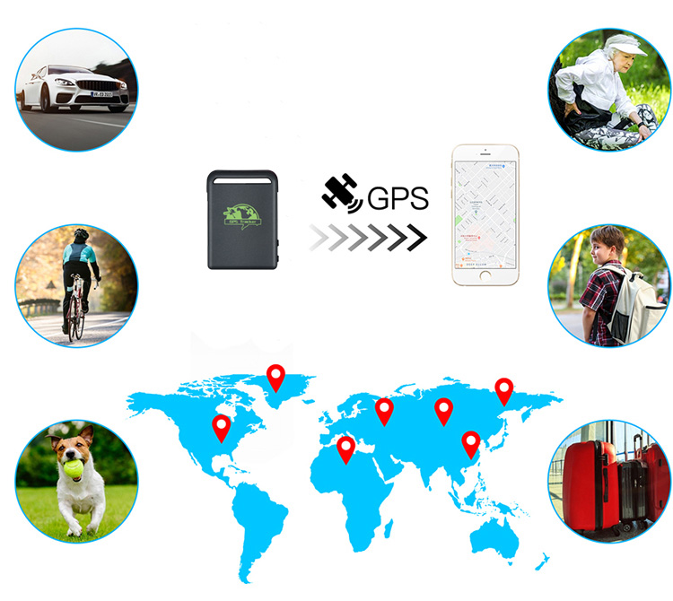 gps spy tracker